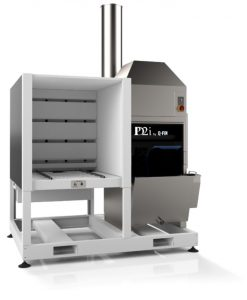 Machine DEC-3 Dust Extractor Cabinet