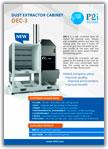 sheet Extractor Cabinet DEC-3