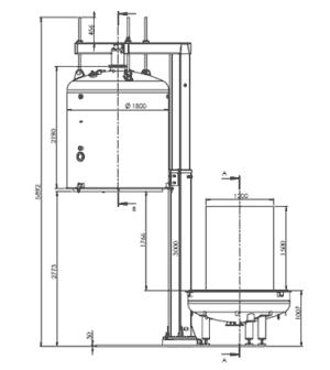 schema machine plasma nitriding PD2i