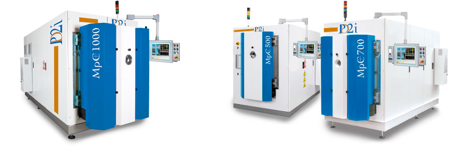 machines MpC series DLC PD2i